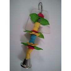 Toy vlinderstrik+bel