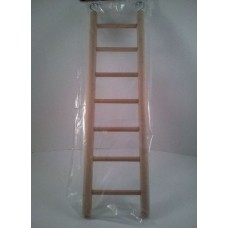 Toy ladder hout 15 traps