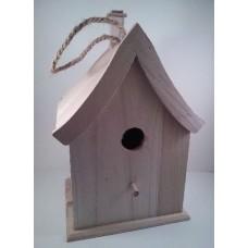 Vogelhuisje promo cabin