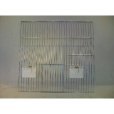 Voorfront 040 x 40 klep - 1 deur + draaideur