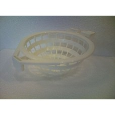 Plastic nest met houder 14 cm.