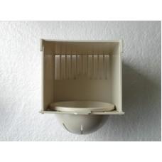 Nestkast voorhangnest plastic met los nestje