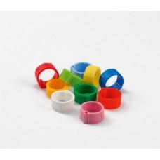 Plastic klikringen 12 mm. - 25 stuks