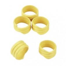 Plastic ringen 18 mm. - 25 stuks